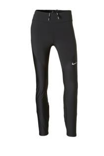 Nike hardloopbroek zwart (dames)