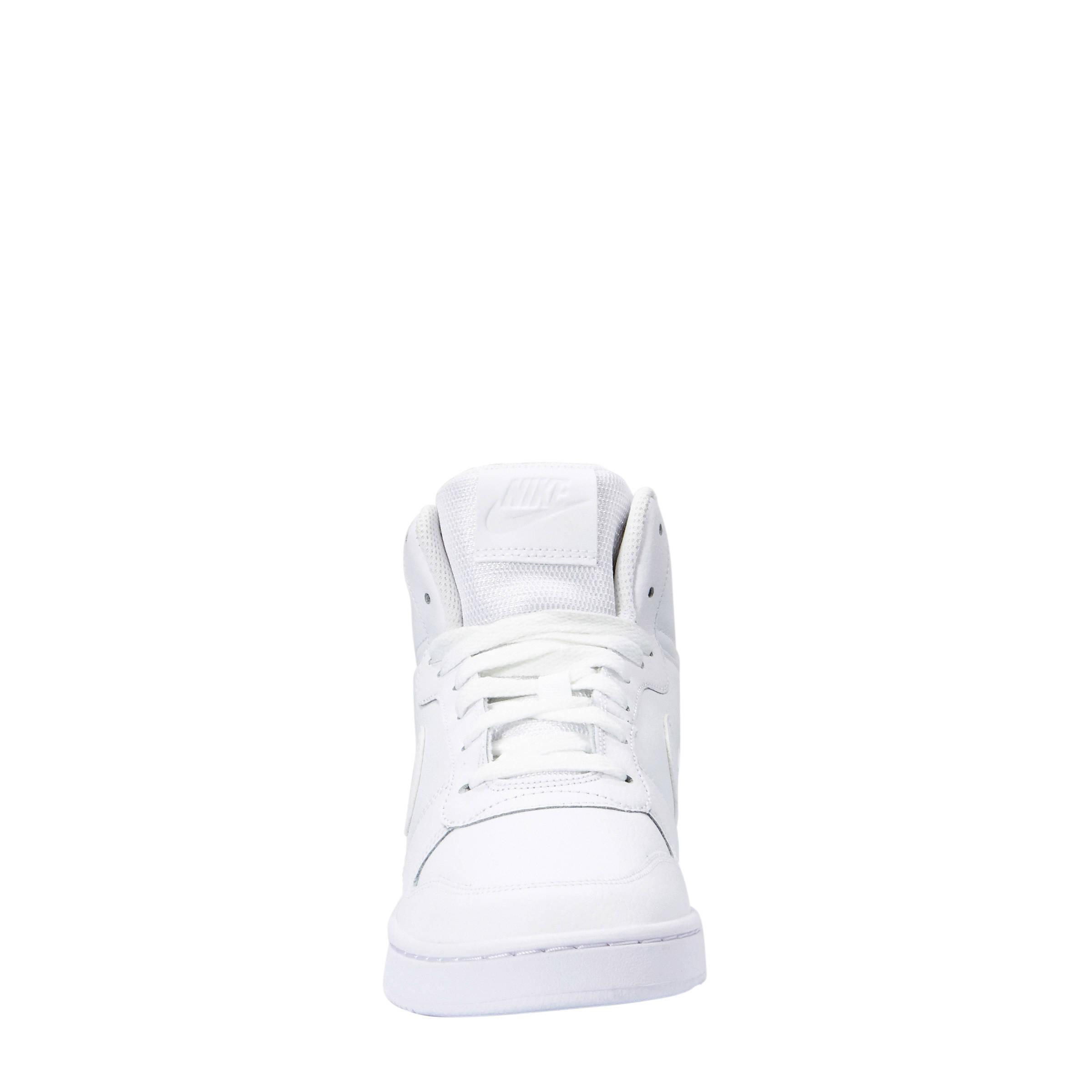 eff9fdb289c Nike Ebernon Mid sneakers wit | wehkamp