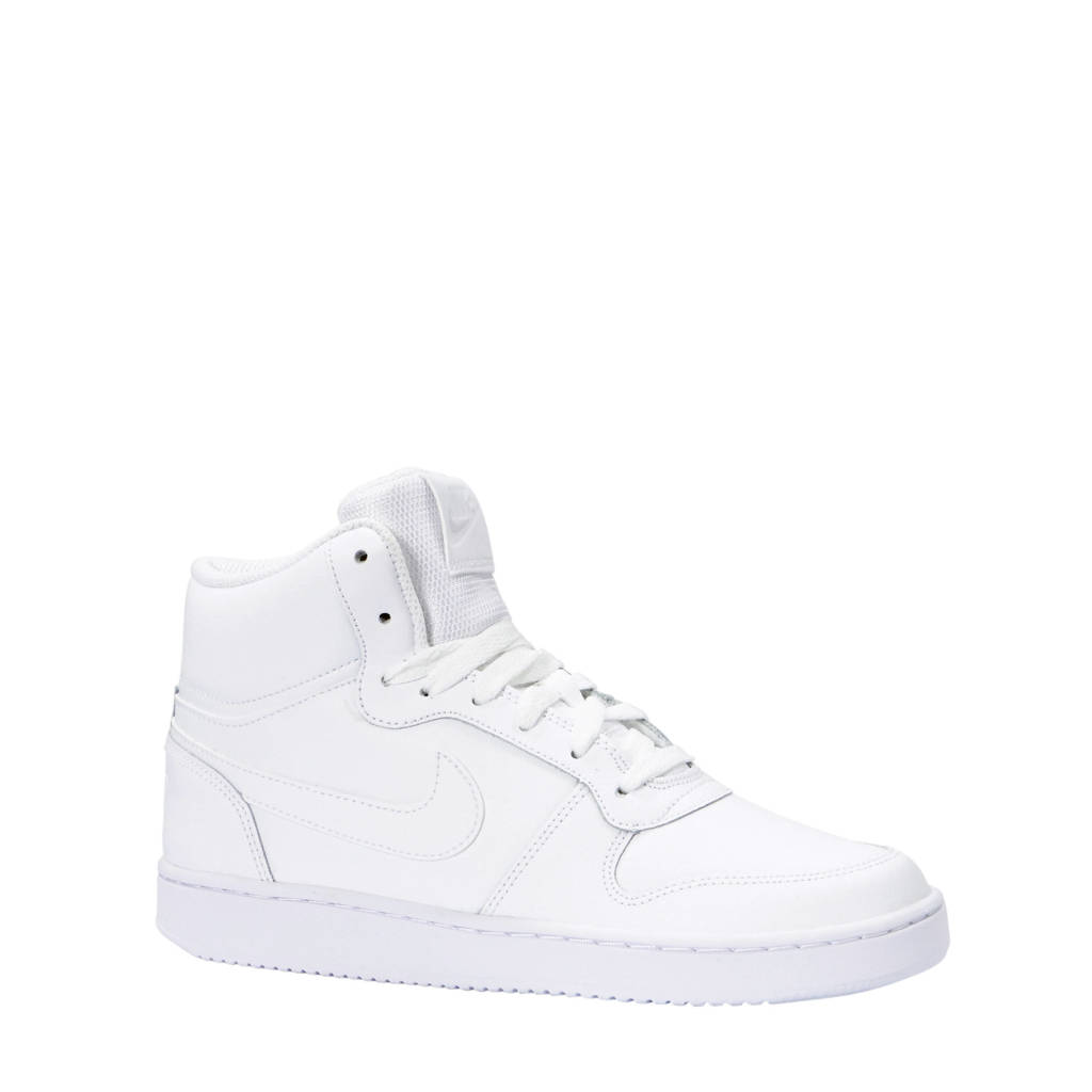 Nike  Ebernon Mid sneakers wit, Wit