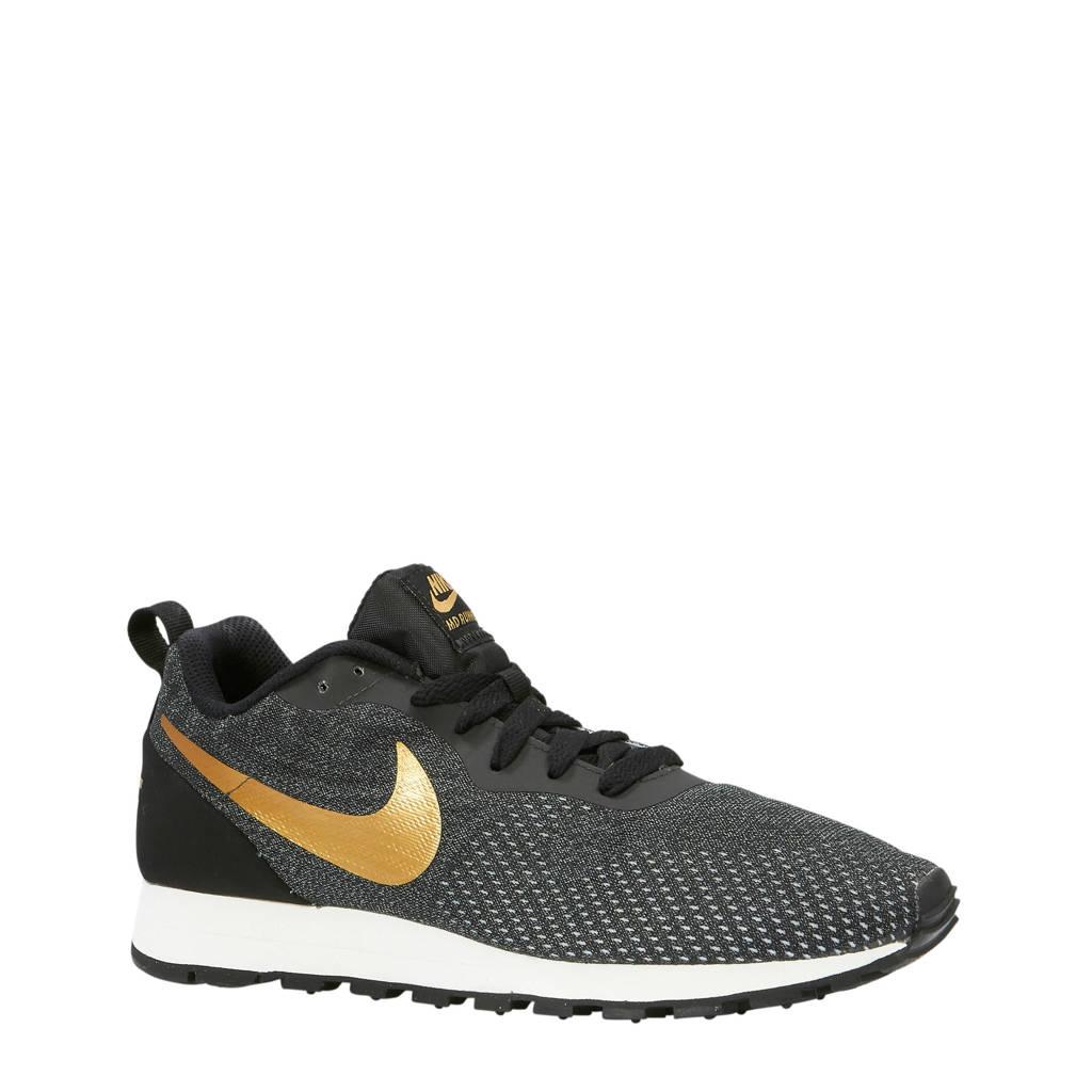 f81ae2ed4d8 Nike MD Runner 2 Eng Mesh sneakers, Zwart/goud