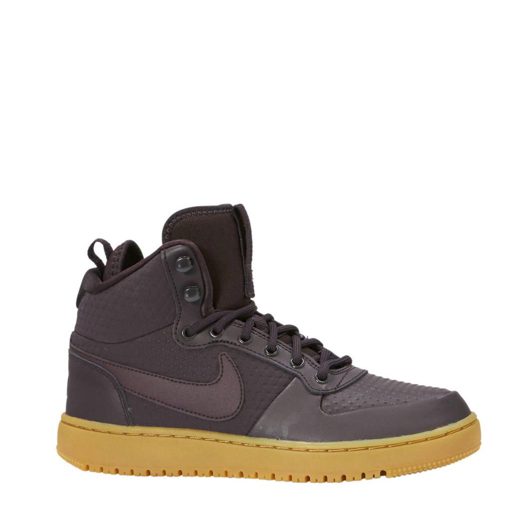 Nike  Ebernon Mid Winter sneakers donkerpaars, Donkerpaars