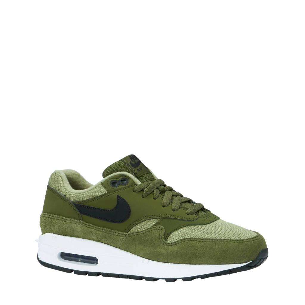 61925d768c4 Nike Air Max 1 sneakers legergroen, Legergroen