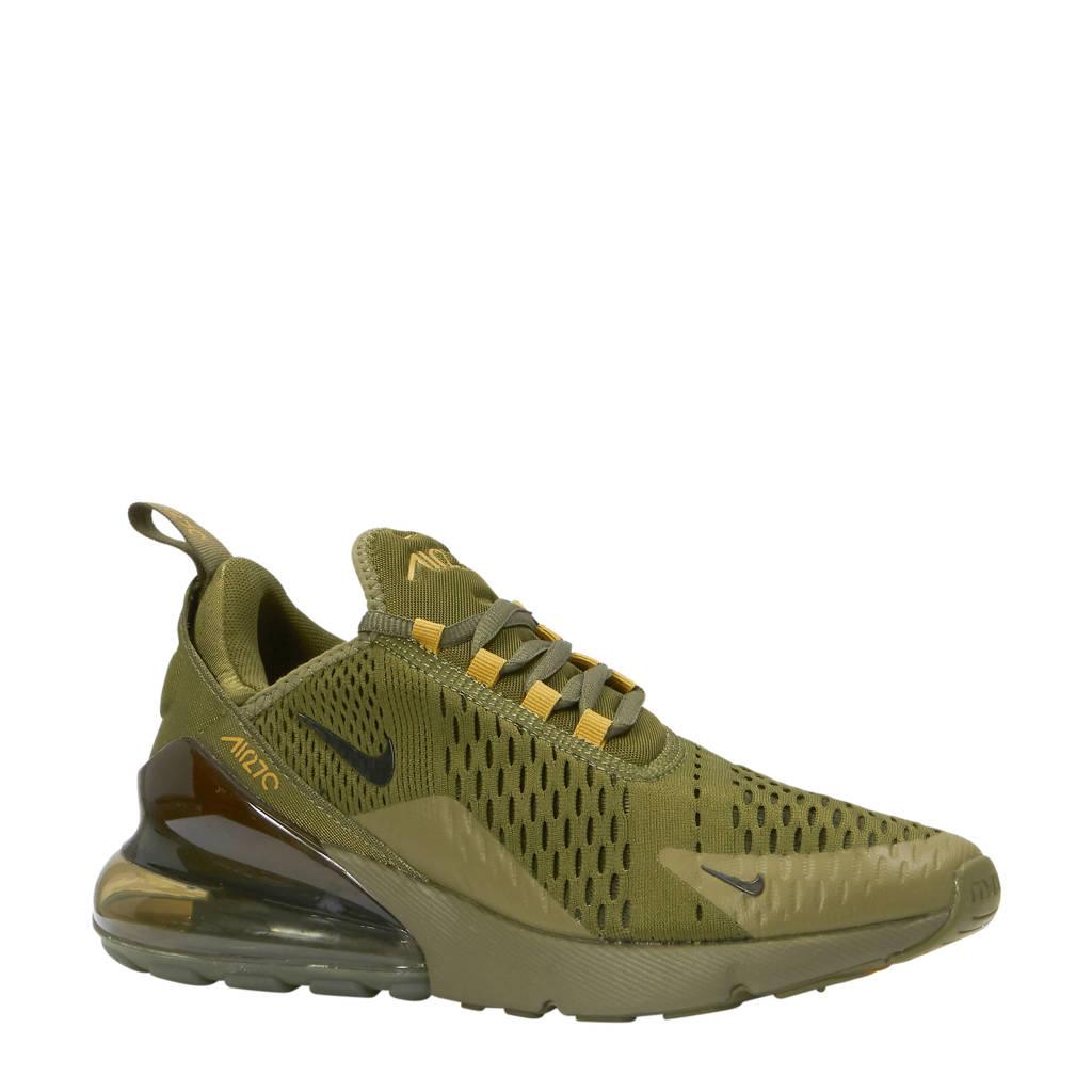 Nike  Air Max 270 sneakers camouflage kaki, Kaki