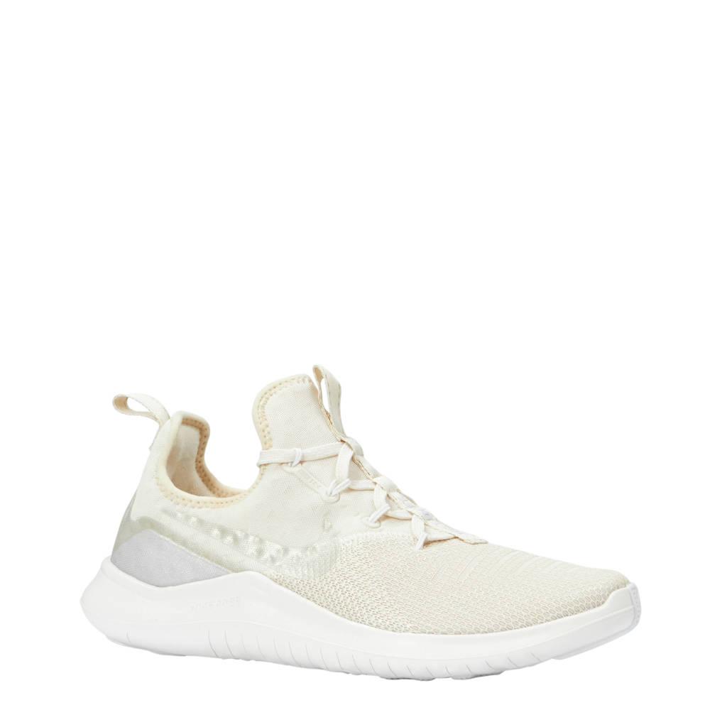 Nike Free TR 8 fitness schoenen gebroken wit, Gebroken wit