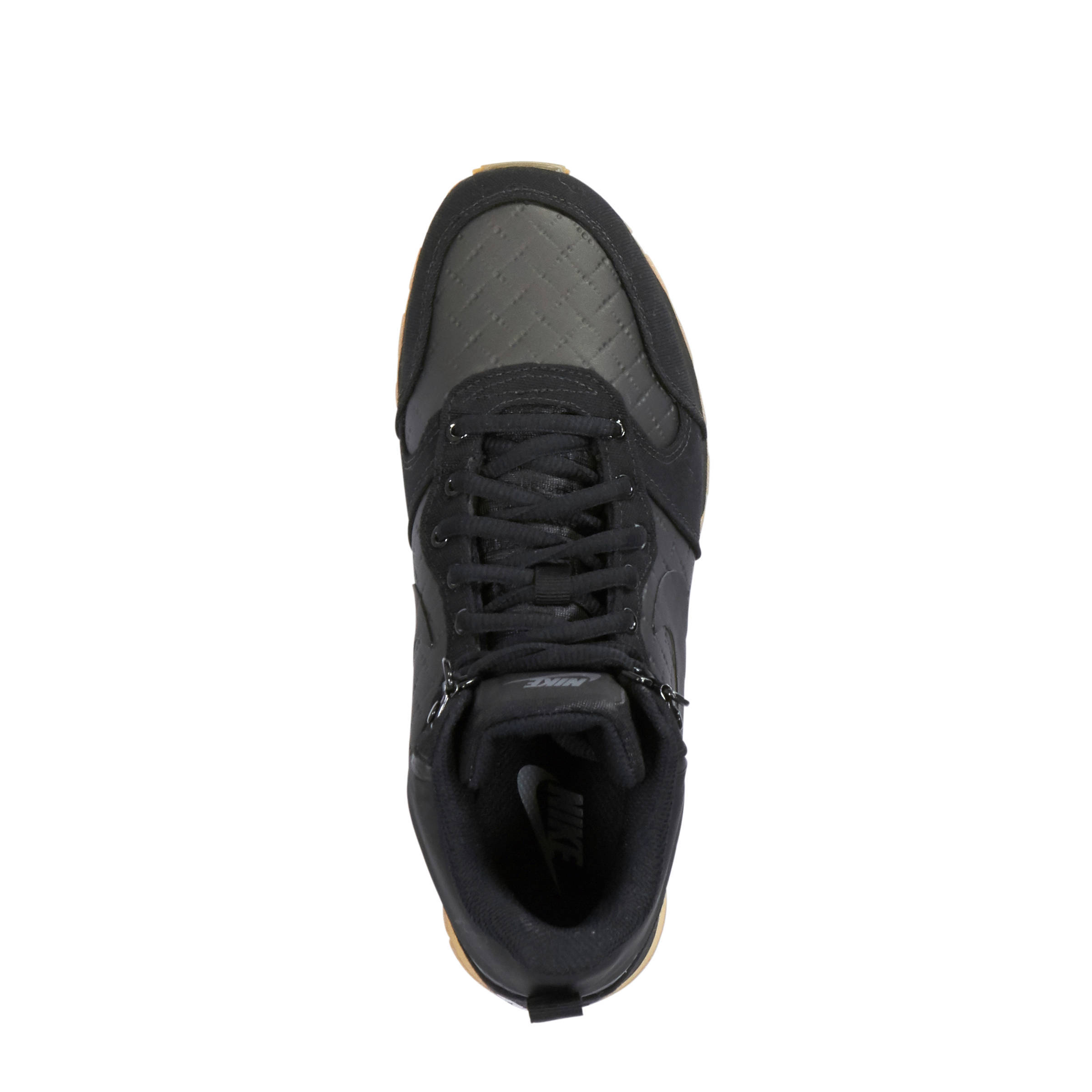 MD Runner 2 MID Prem sneakers zwart