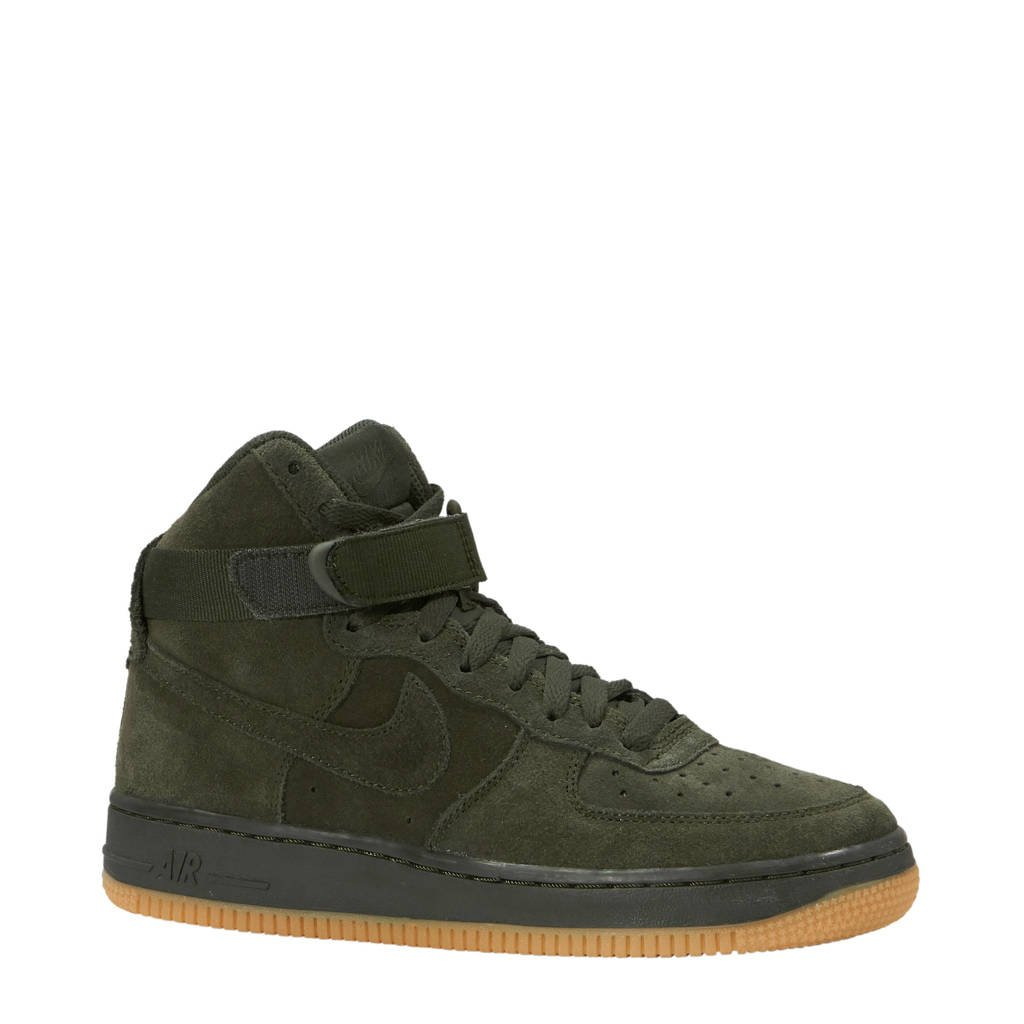 396b7c2e6ec Nike Air Force 1 High LV8 sneakers, Antraciet