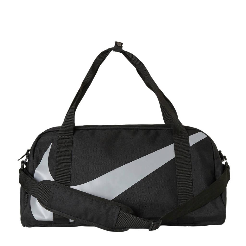 Nike   sporttas zwart/grijs, Zwart/grijs