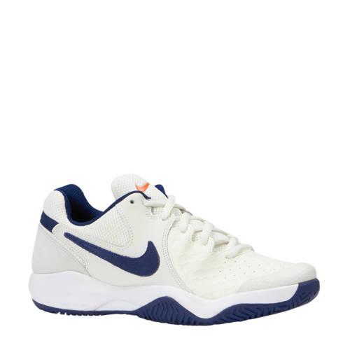 Air Zoom Resistance tennisschoenen wit-blauw