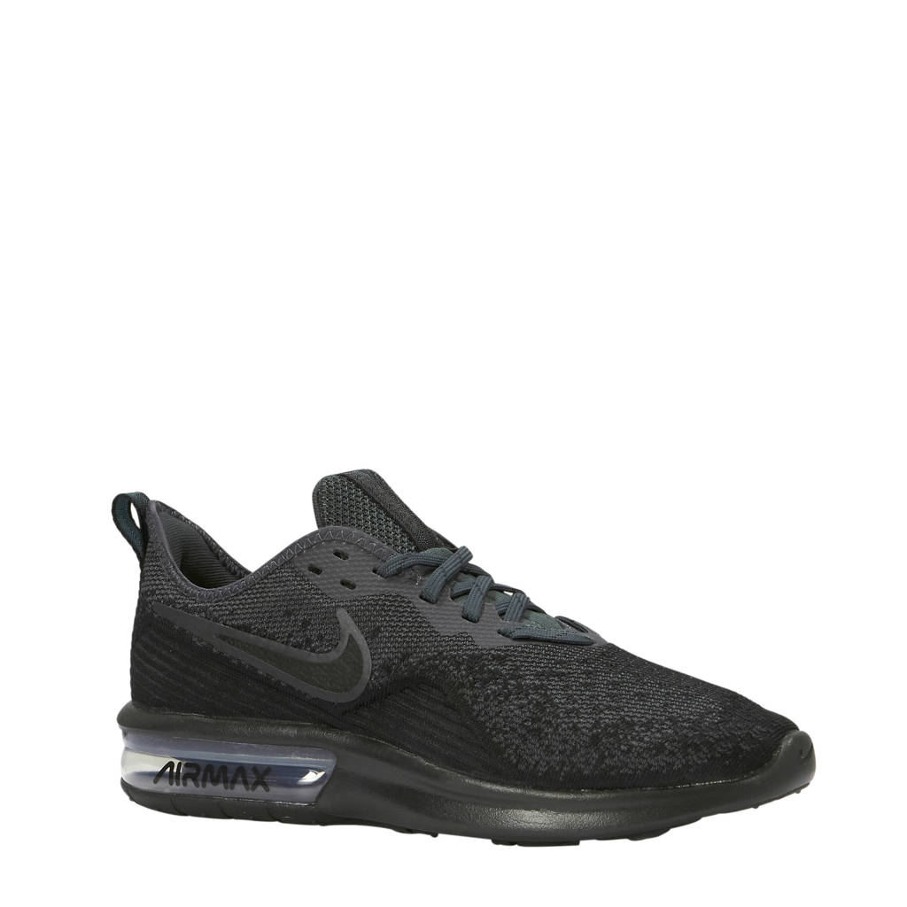 Nike  Air Max Sequent 4 sneakers, Zwart