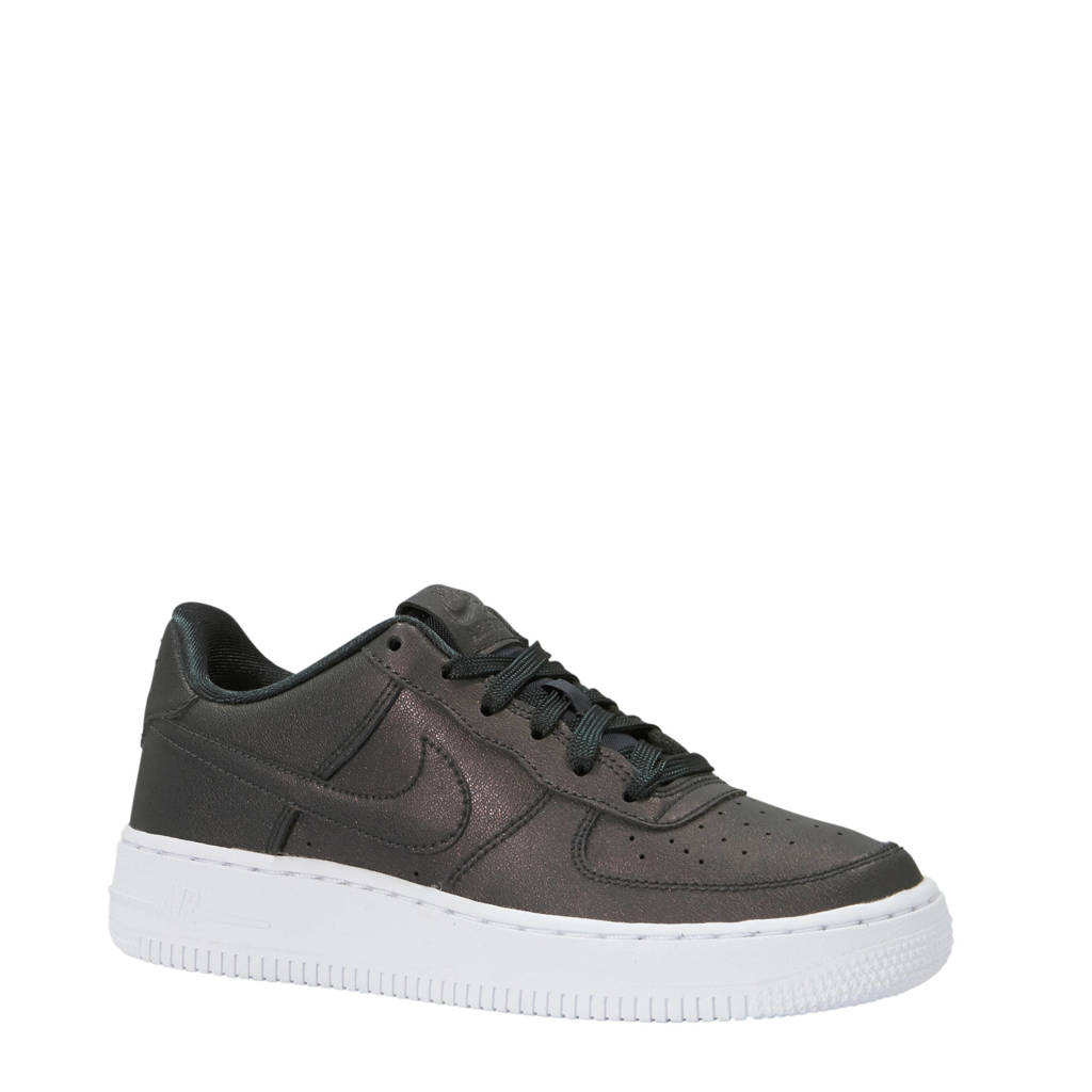Nike   Air Force 1 SS sneakers antraciet, Antraciet (glanzend)