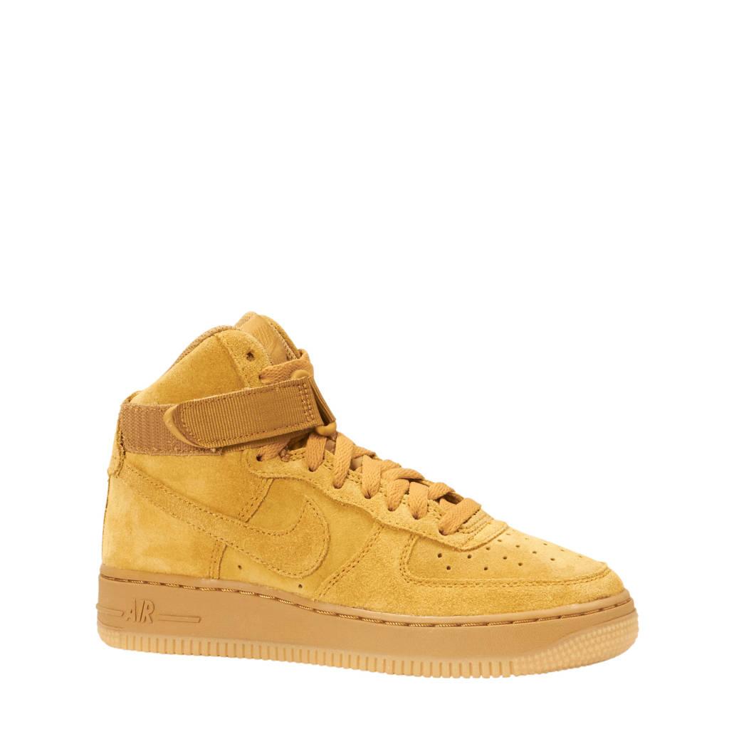 Nike  Air Force 1 High LV8 sneakers oker, Oker