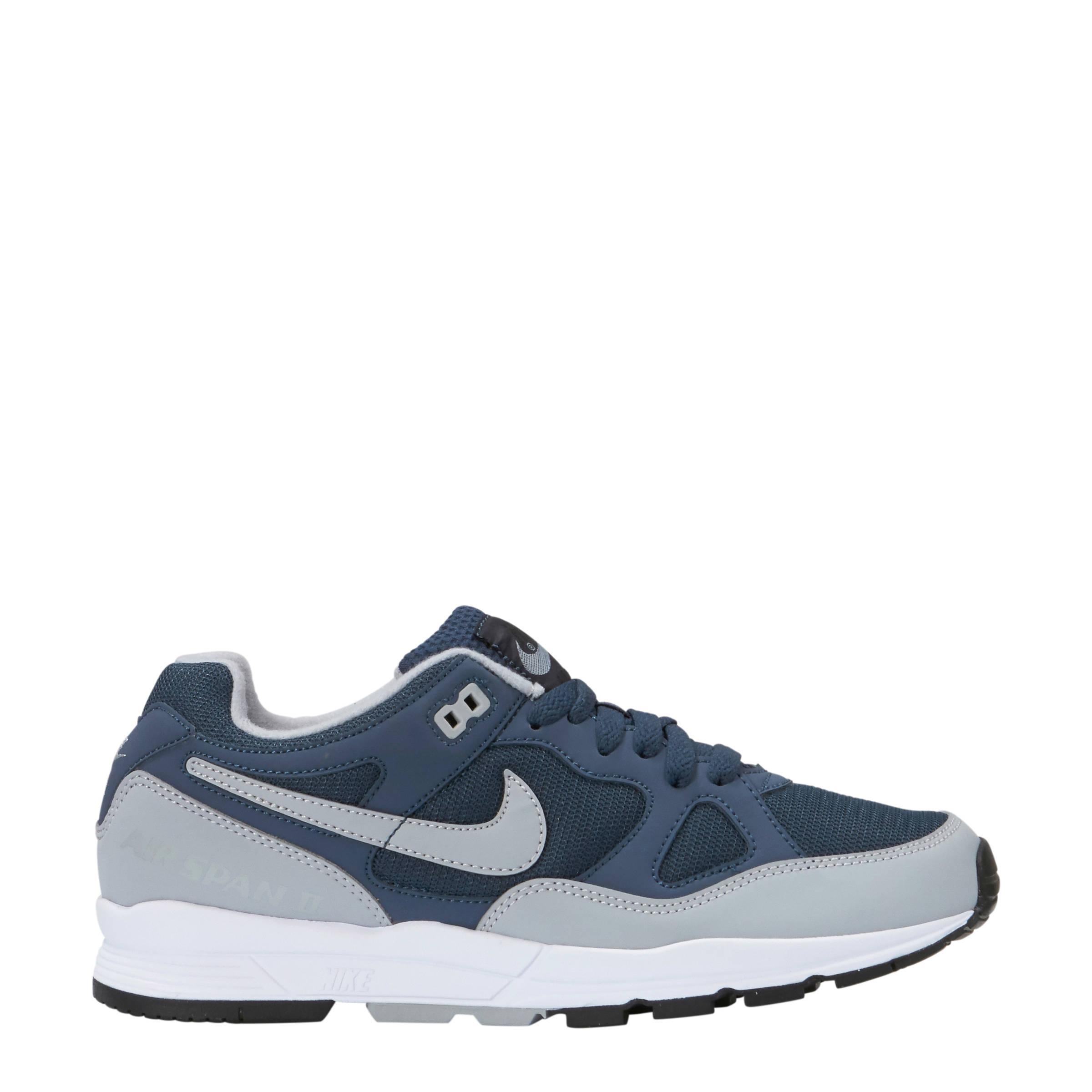 Air Span II sneakers donkerblauwgrijs