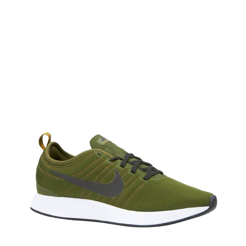 Nike   sneakers  Dualtone Racer SE, Olijfgroen