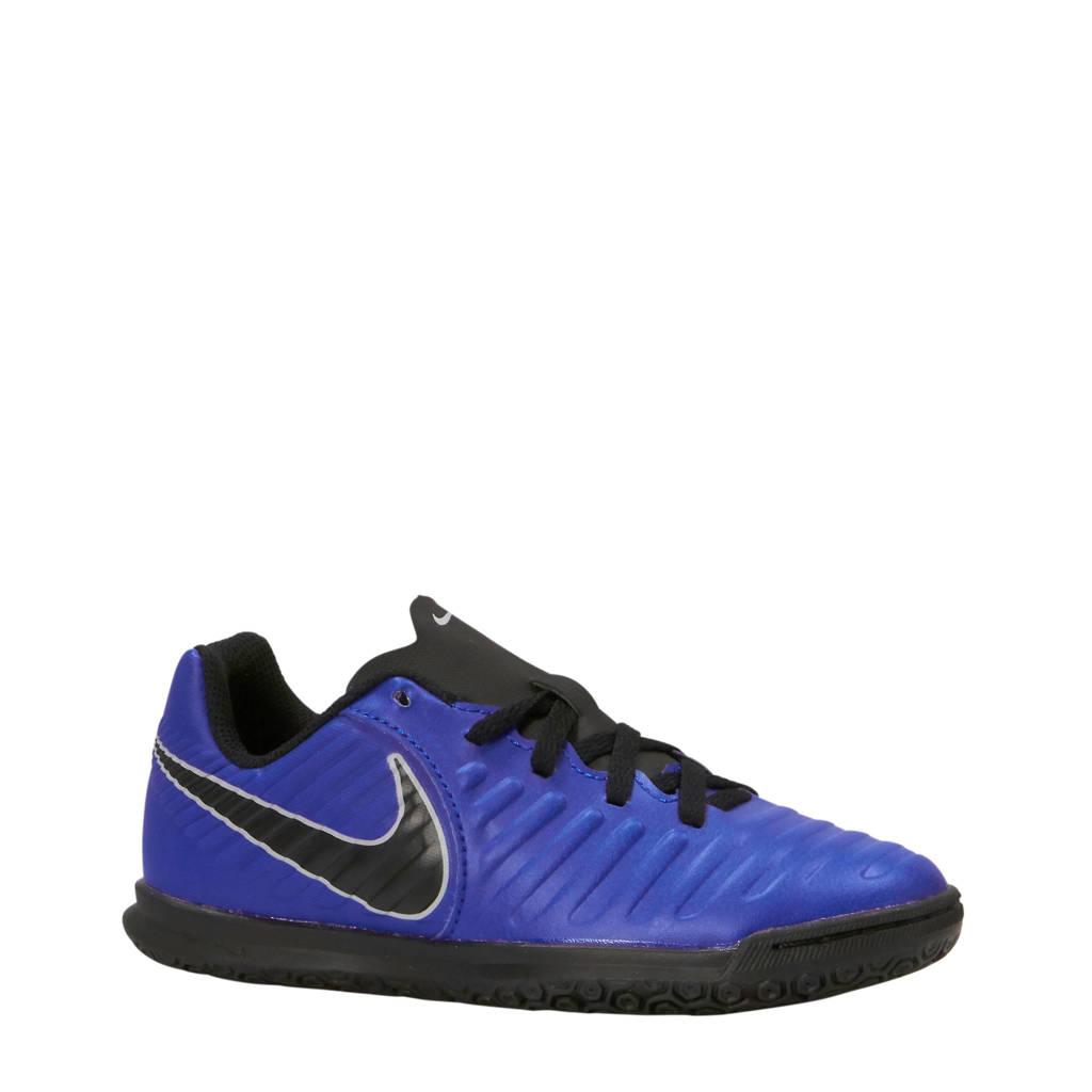 Nike Legend 7 Club IC zaalvoetbalschoenen blauw, Kobaltblauw/zwart