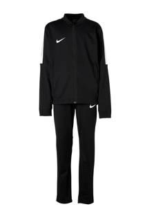 Nike   trainingspak zwart