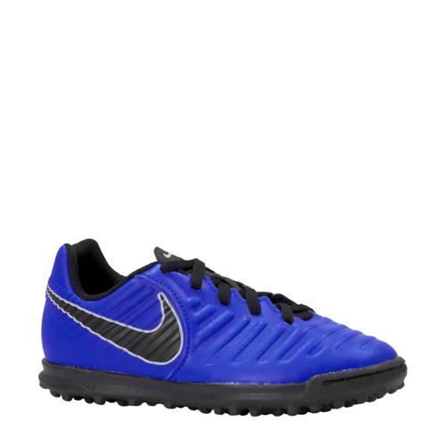 Legend 7 Club voetbalschoenen blauw-zwart