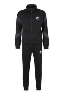 Nike   trainingspak zwart (jongens)