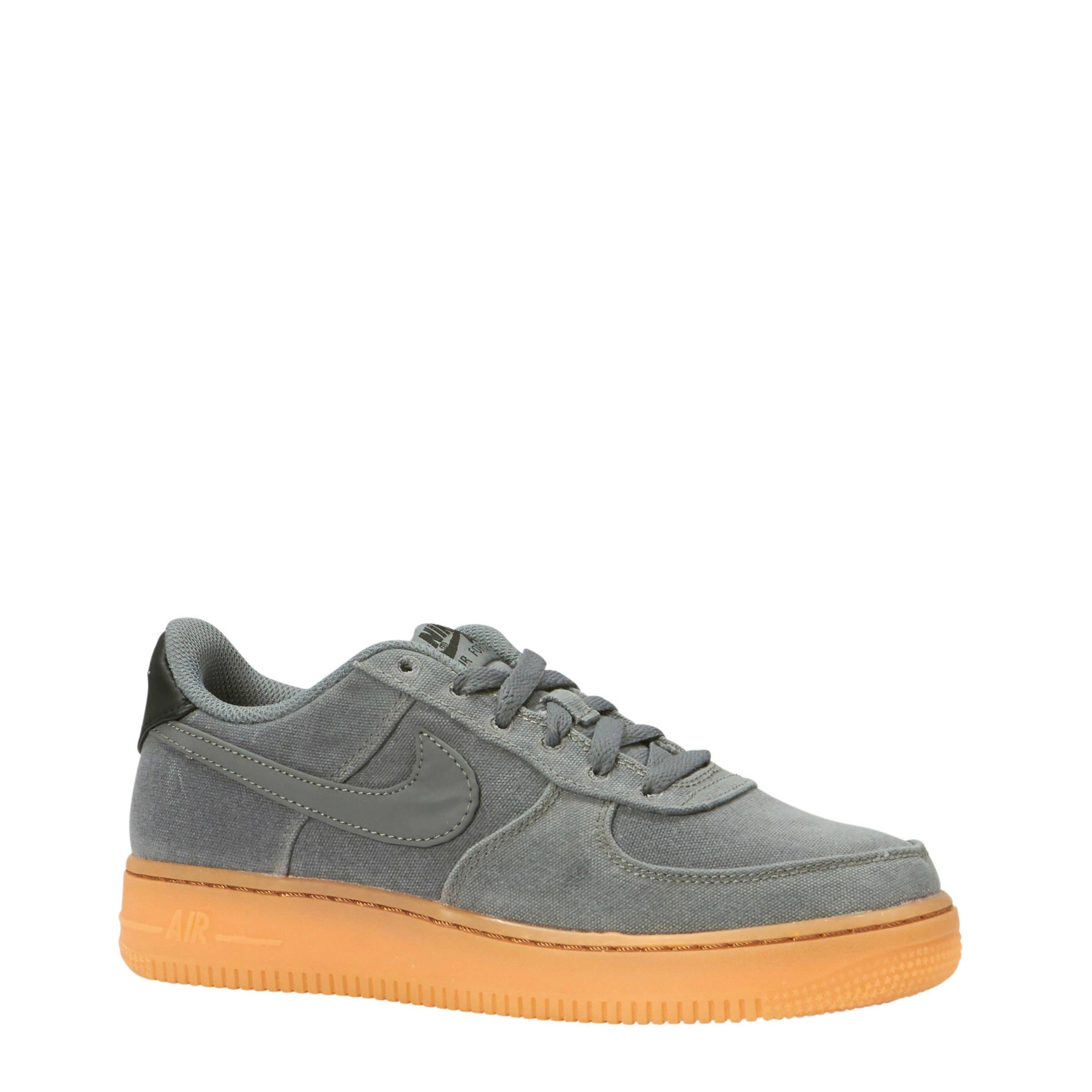 1115484c843 Nike sneaker Air Force 1 LV8 Style grijs   wehkamp