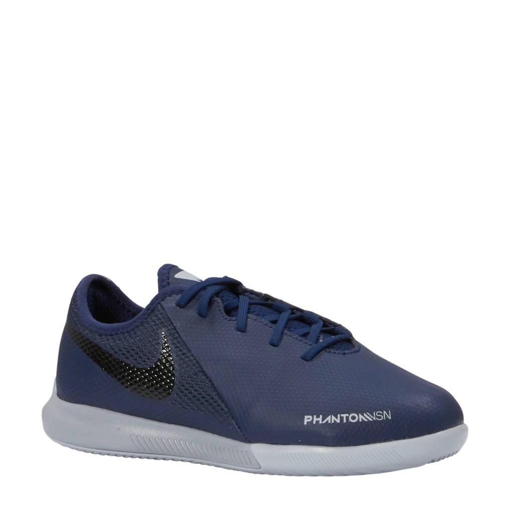 Nike Jr Phantom Vision Academy IC zaalvoetbalschoenen IC, Donkerblauw