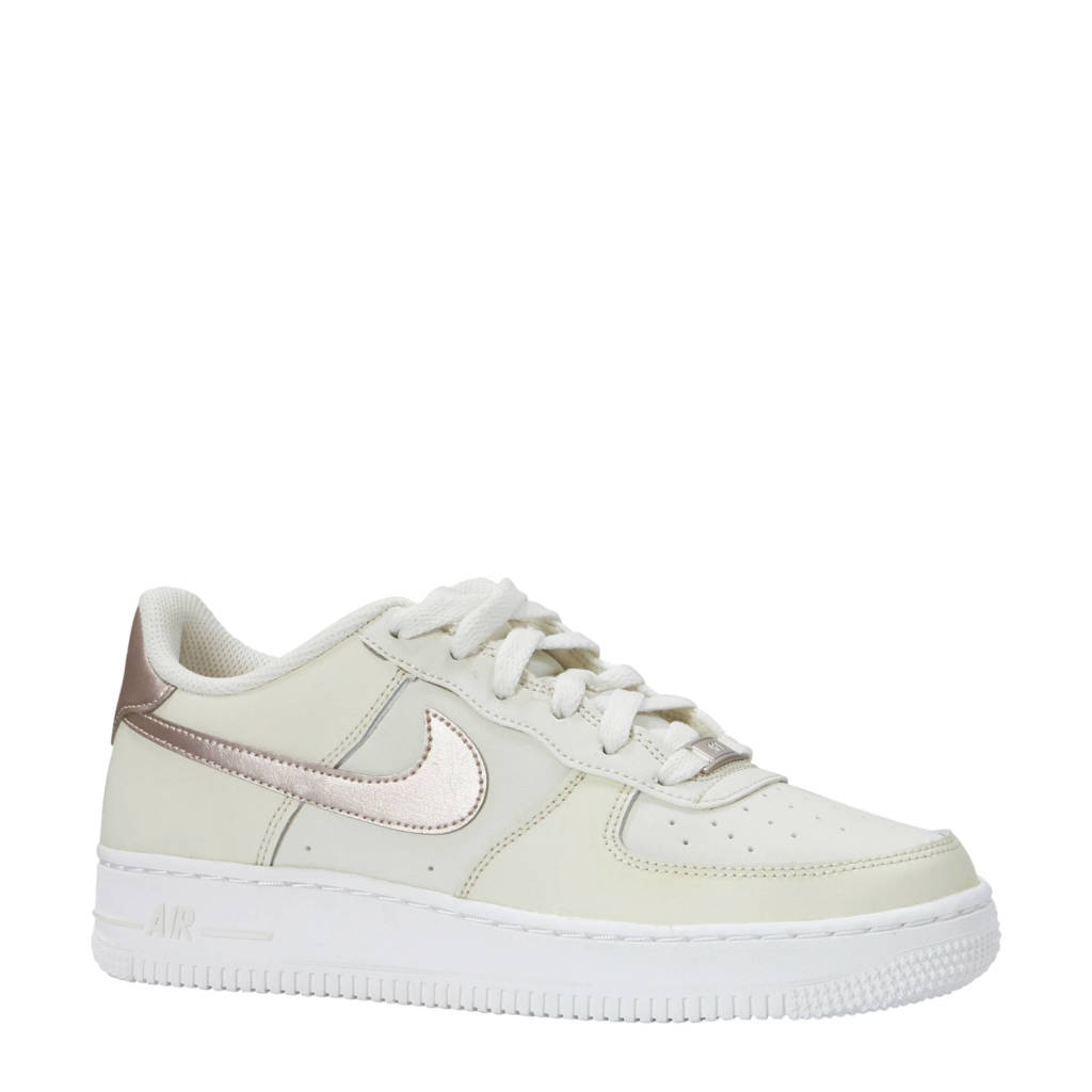 Nike   Air Force 1 sneakers wit/zilver, Wit/zilver