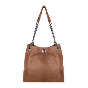 leren shopper Chain