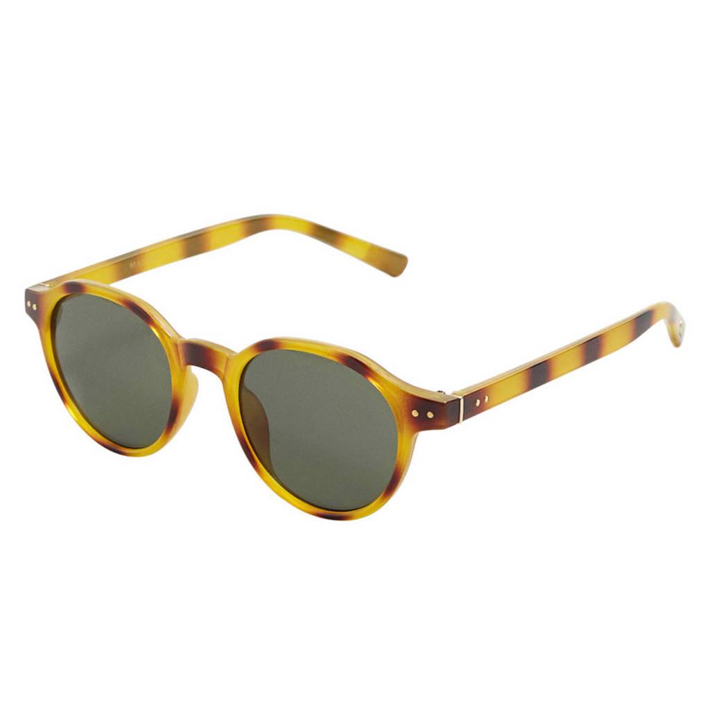 Mango Man zonnebril, Beige/bruin