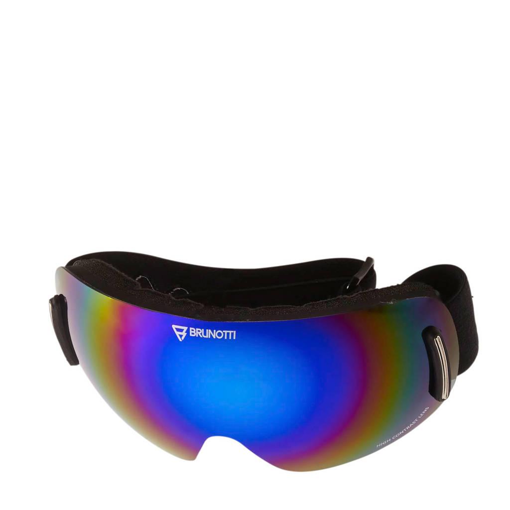 Brunotti skibril Speed 4 Unisex, Zwart