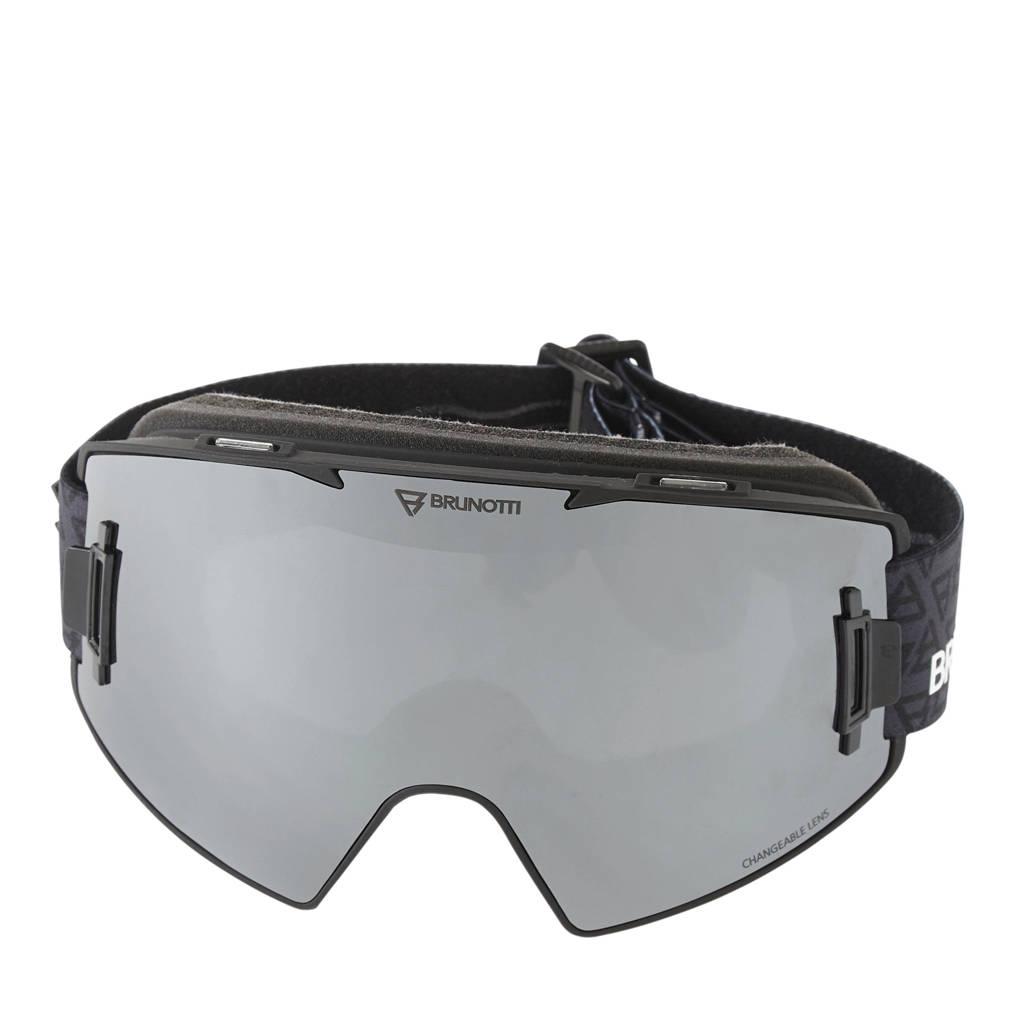 Brunotti skibril Magneto 2 Men Goggle, Zwart