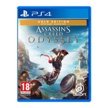 Assassin's Creed: Odyssey - Gold edition (PlayStation 4)