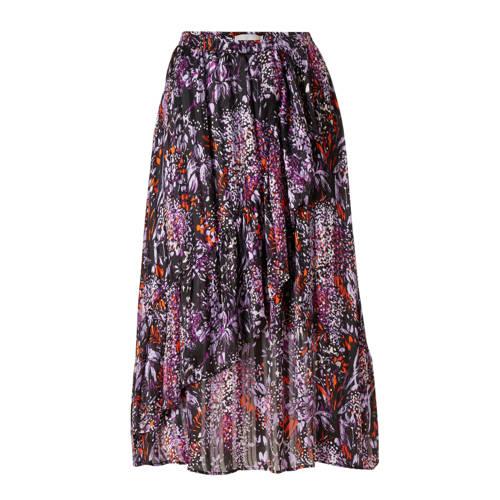 Inwear rok met bloemendessin kopen