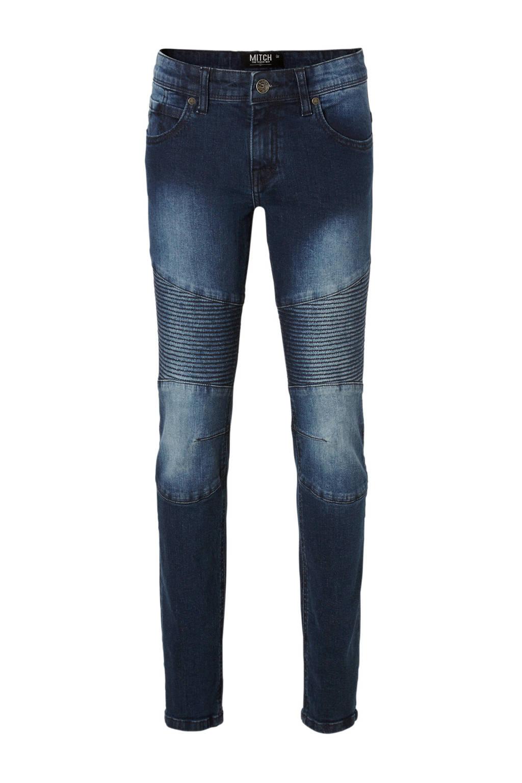 Mitch regular fit jeans Panther, Dark denim