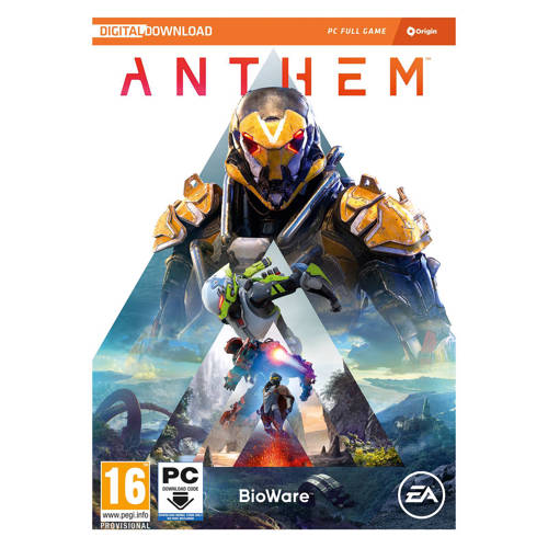 Anthem (code in a box) (PC) kopen