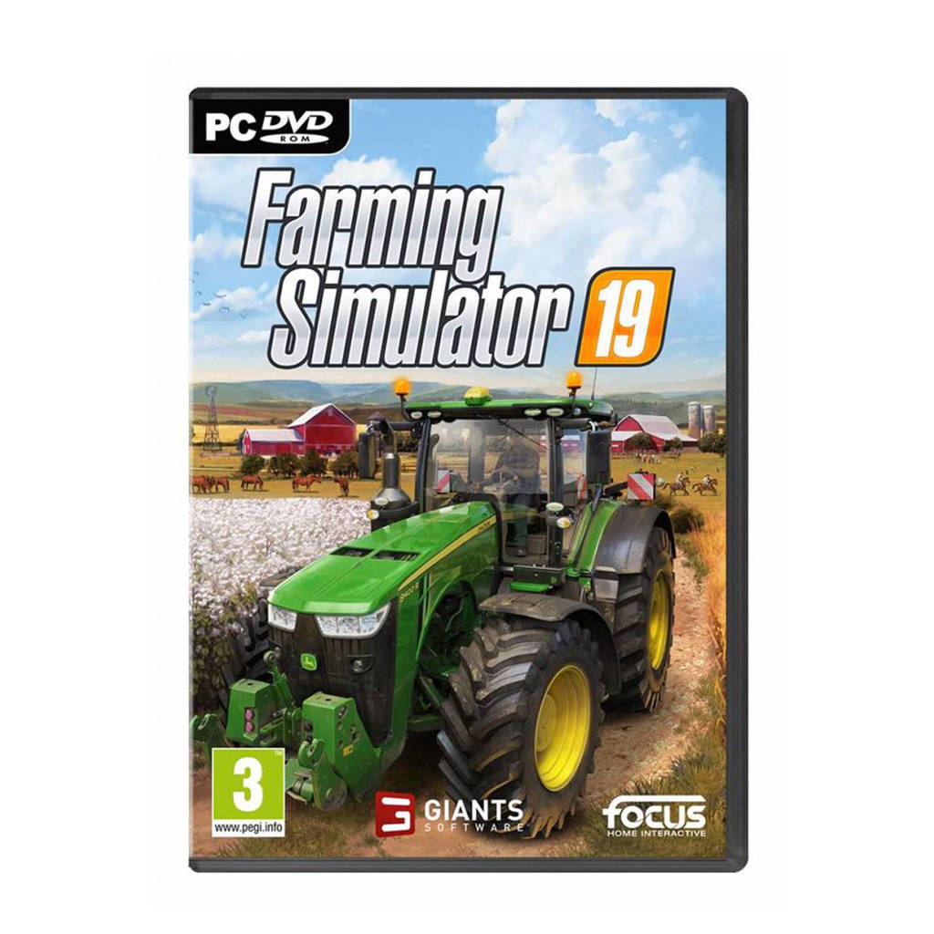 Farming Simulator 19 - PC (PC)