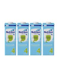 Nutrilon Dreumesmelk 4 kant-en-klaar (4-pack), Vanaf 12 maanden