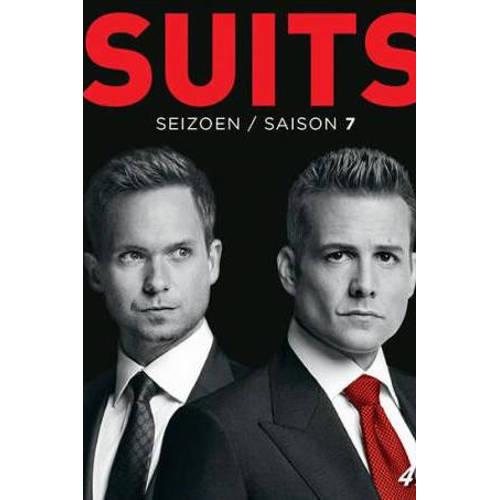 SUITS SEASON 7 BILINGUAL -CAST: GABRIEL MACHT, MEGHAN MARKLE. TV SERIES, Blu-Ray