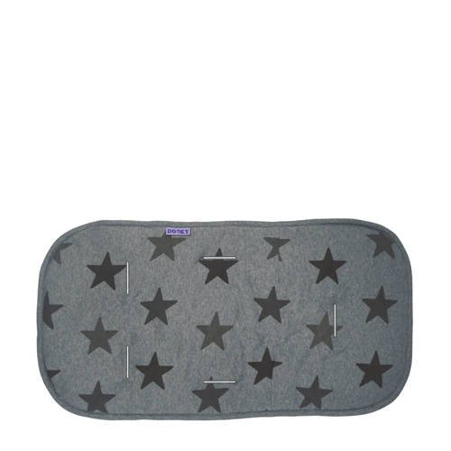 Xplorys Dooky 4 in 1 inleghoes Grey Stars