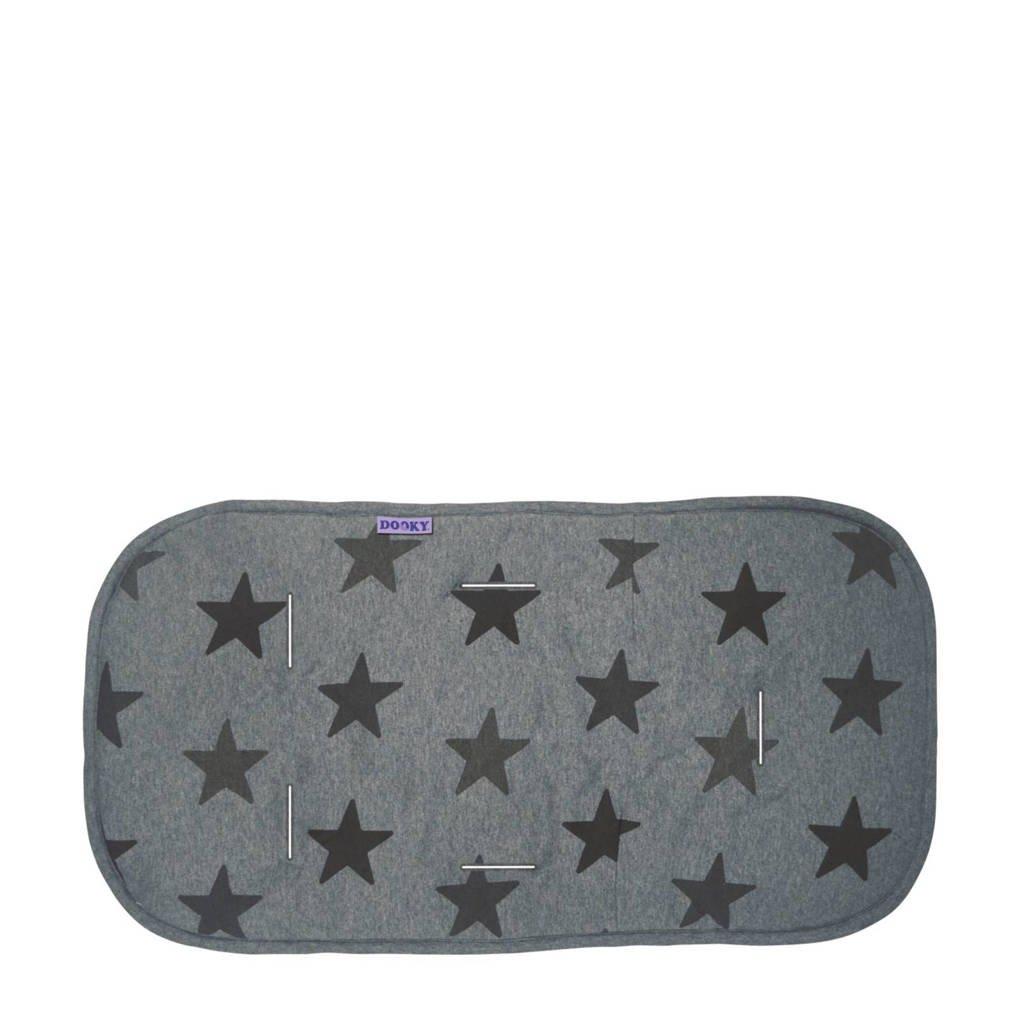 Dooky inlegger grey stars, Grey stars