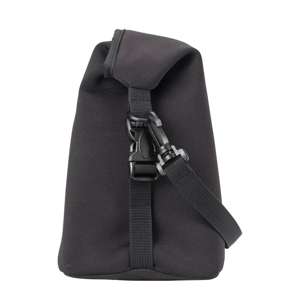 Dr. Brown's thermische flessentas zwart, Zwart