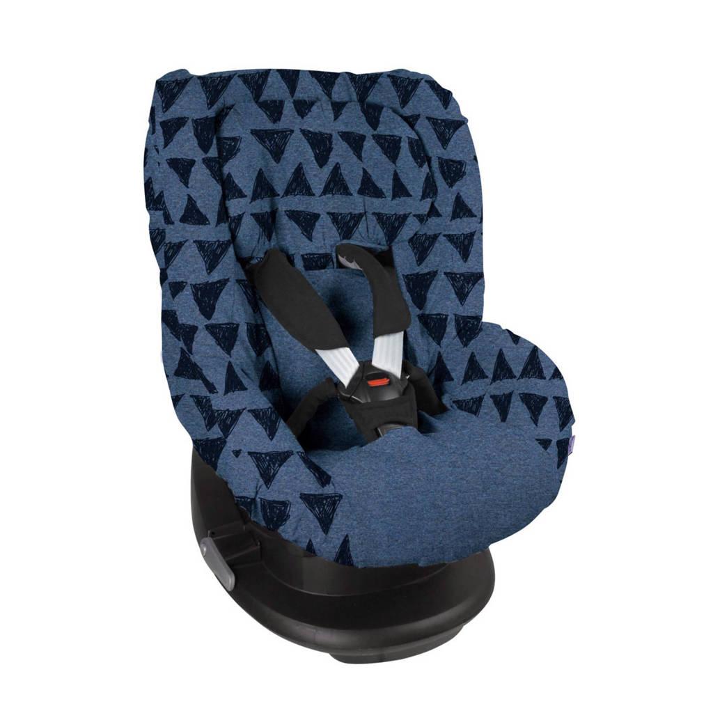 Dooky Tribal autostoelhoes groep 1 blauw, Blauw
