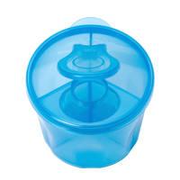 Dr. Brown's melkpoeder bewaarbakje/dispenser blauw, Blauw