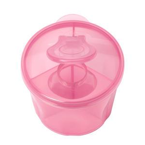 melkpoeder dispenser roze