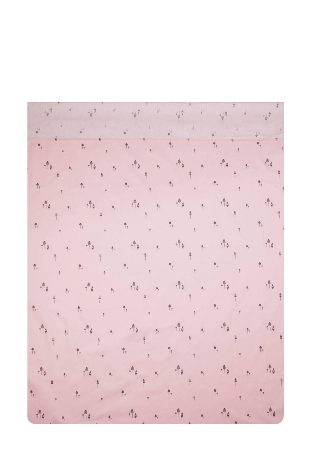 PlumPlum Pink gnome wieglaken 80x100 cm