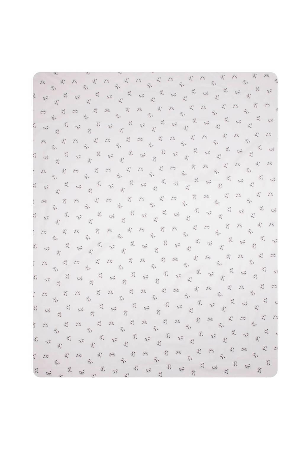 PlumPlum Panda ledikantlaken 120x150 cm