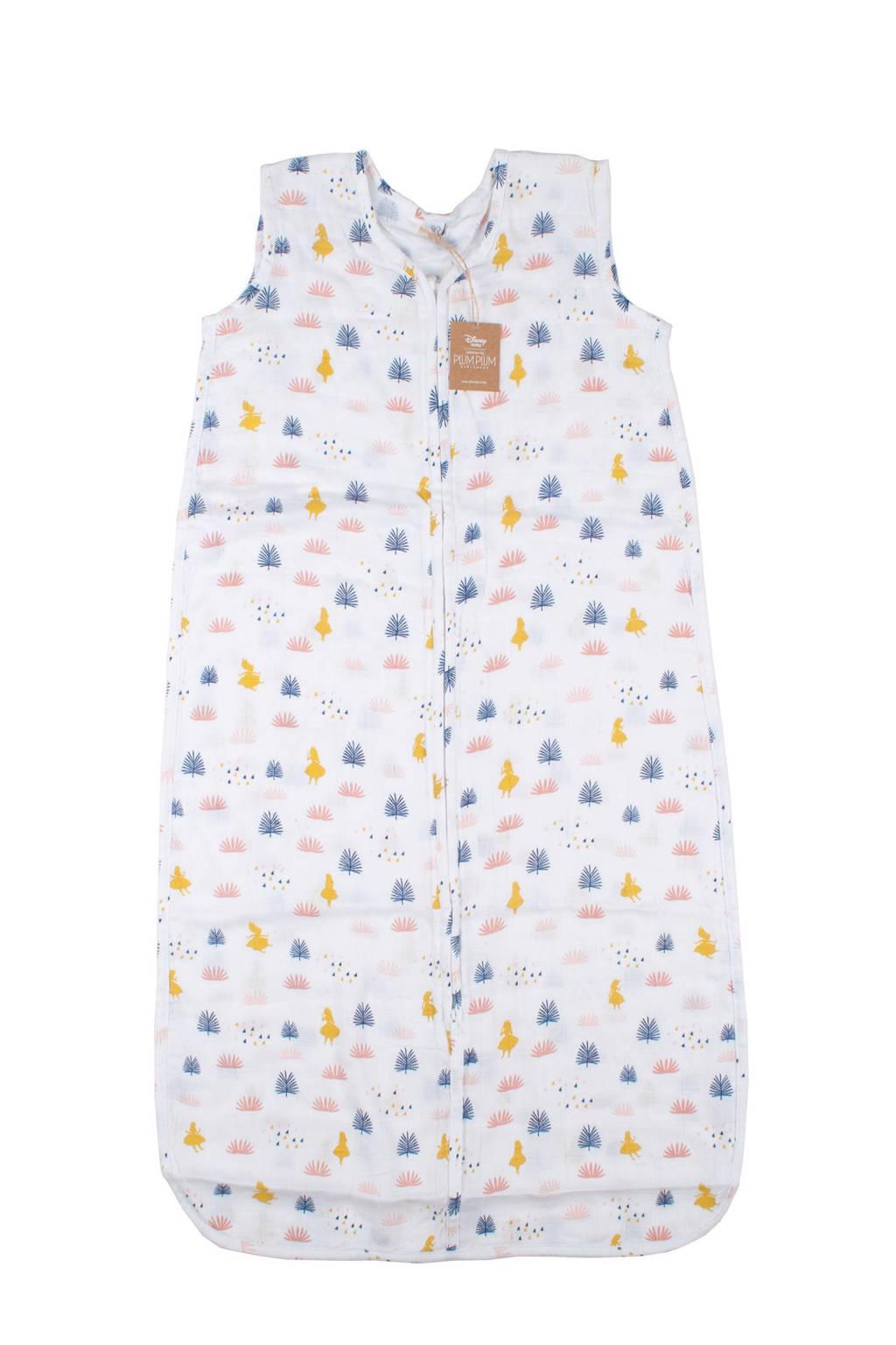 PlumPlum Disney Baby Alice baby slaapzak zomer hydrofiel 90 cm