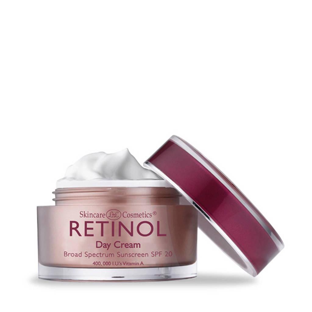 Retinol dagcrème met SPF 20