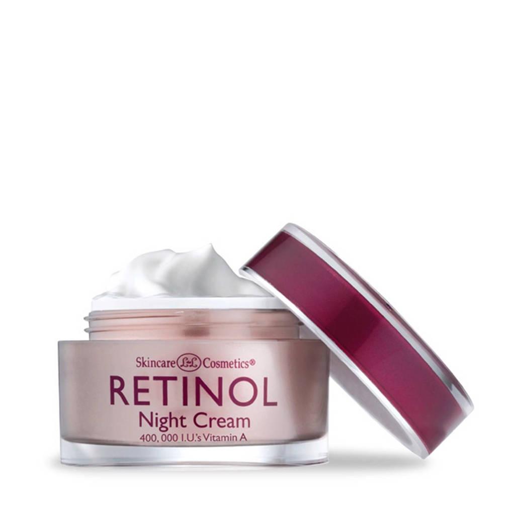 Retinol nachtcrème