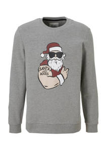edc Men  sweater kerstman (heren)