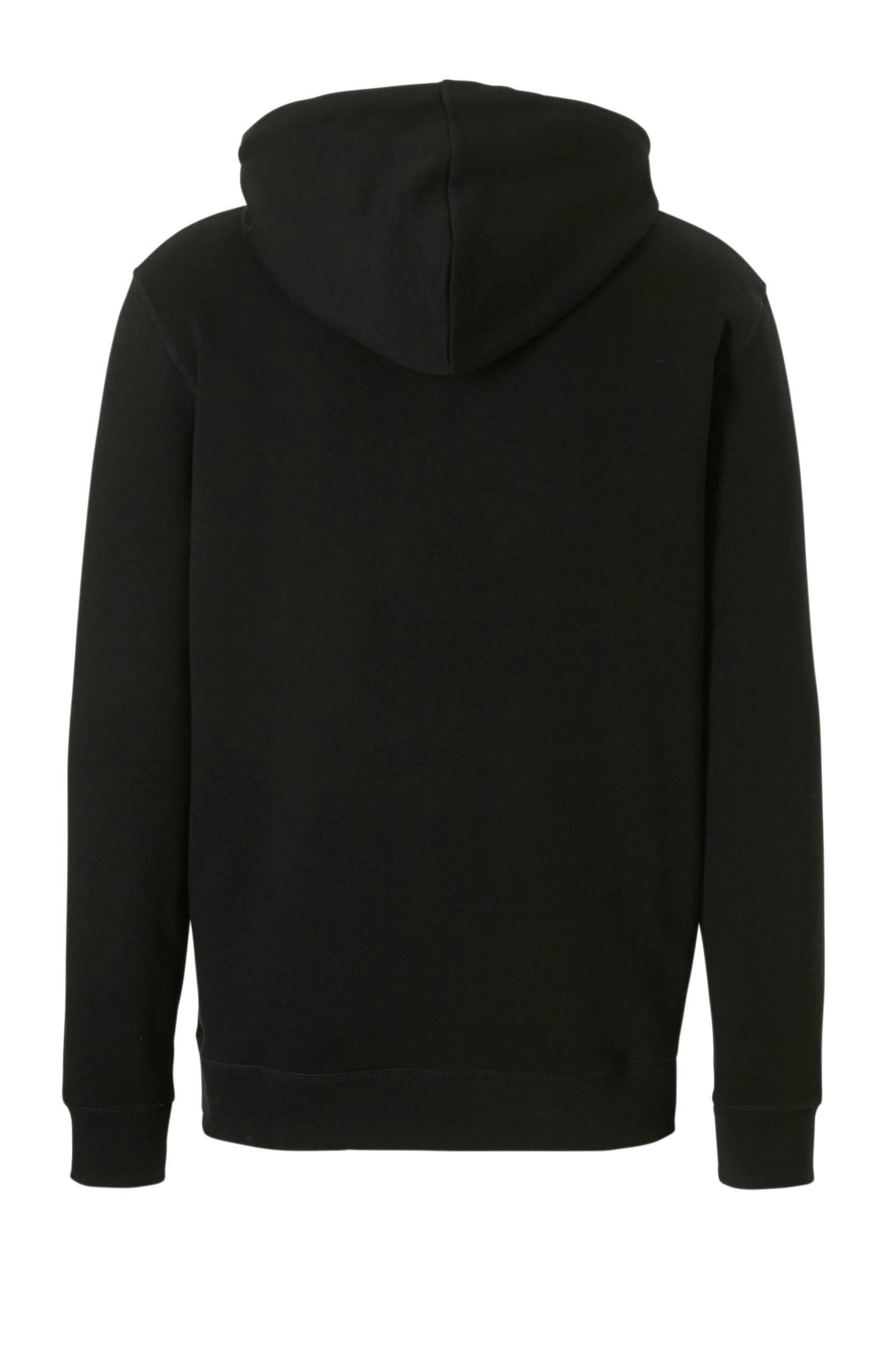 edc hoodie met Men printopdruk zwart ESPRIT qpwvaHH