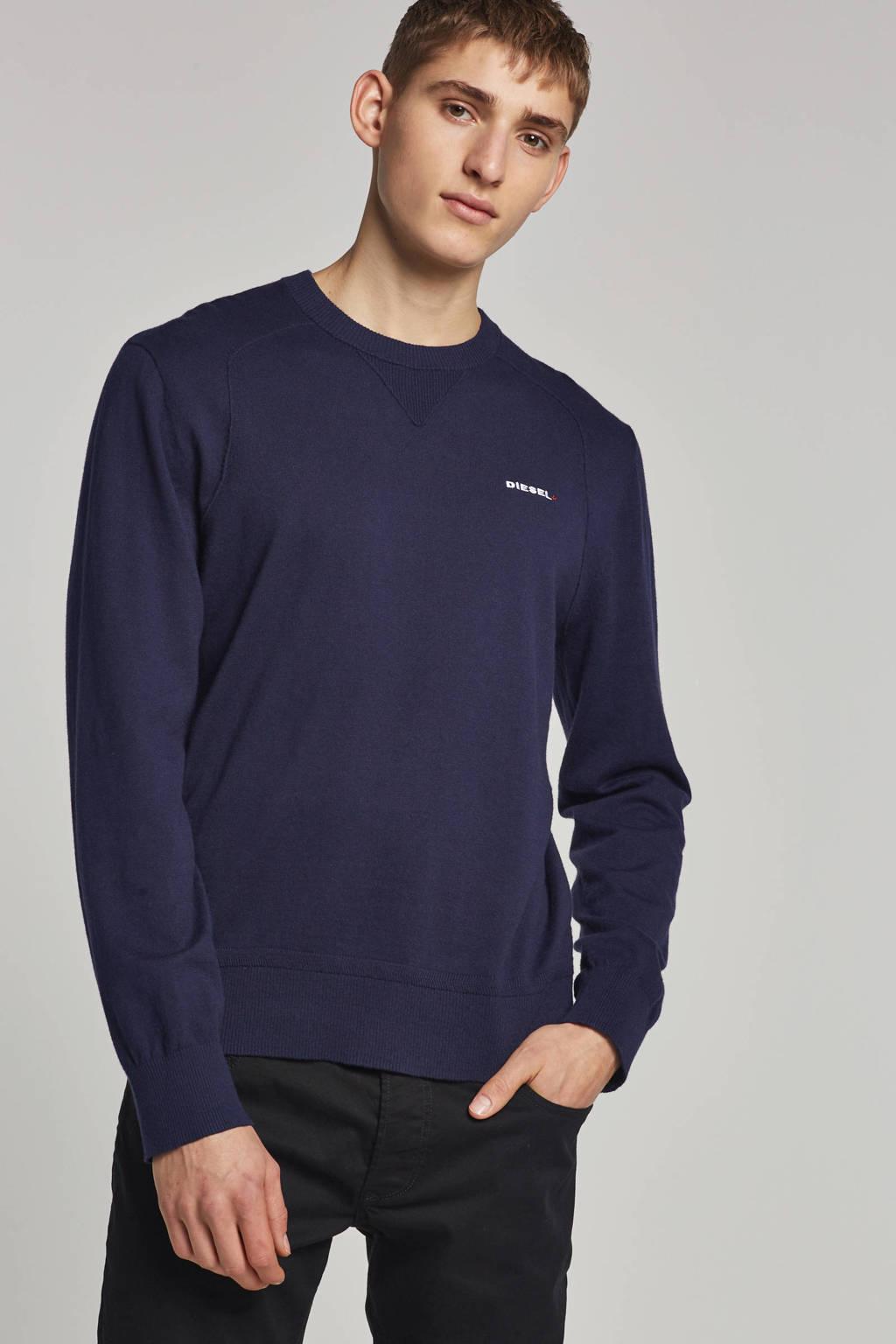 Diesel trui, Donkerblauw