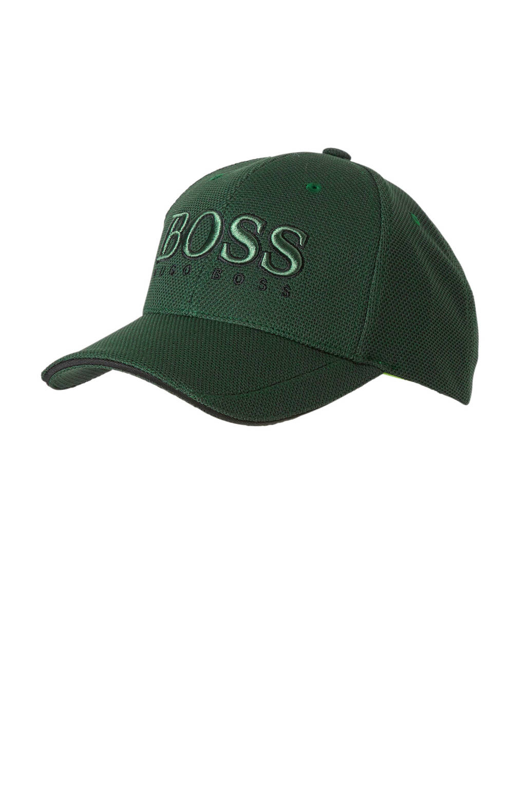 Boss Athleisure pet, Groen